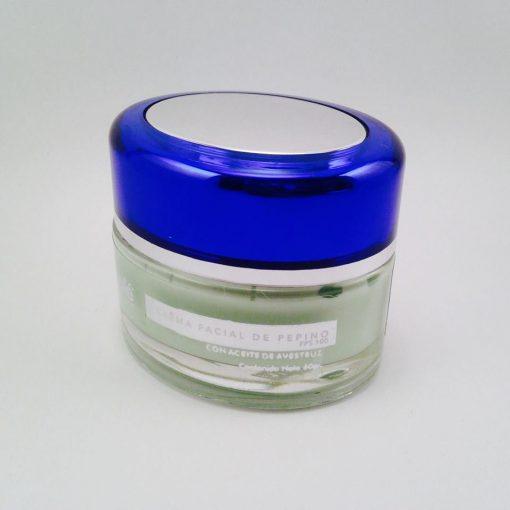 Crema Facial de Pepino